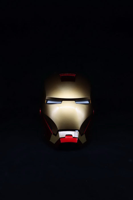 (ZDTK) (Pre-Order) ZD001 1/1 wearable, voice-activated helmet - Deposit Only