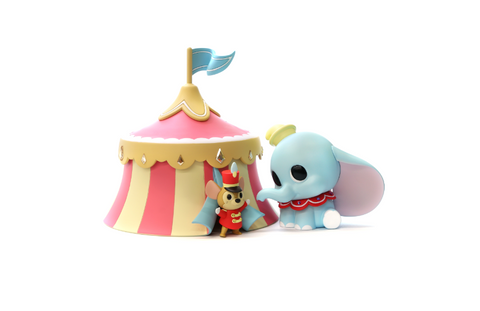 Image of (HeroCross!) (Pre-Order) 6 inch  DUMBO Circus Set - Deposit Only
