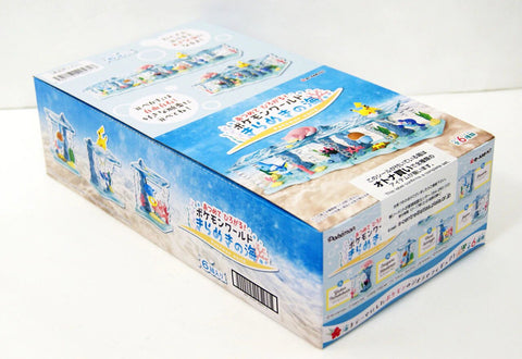 Image of Rement Pokemon World Glittering Sea (6 Pcs Box)