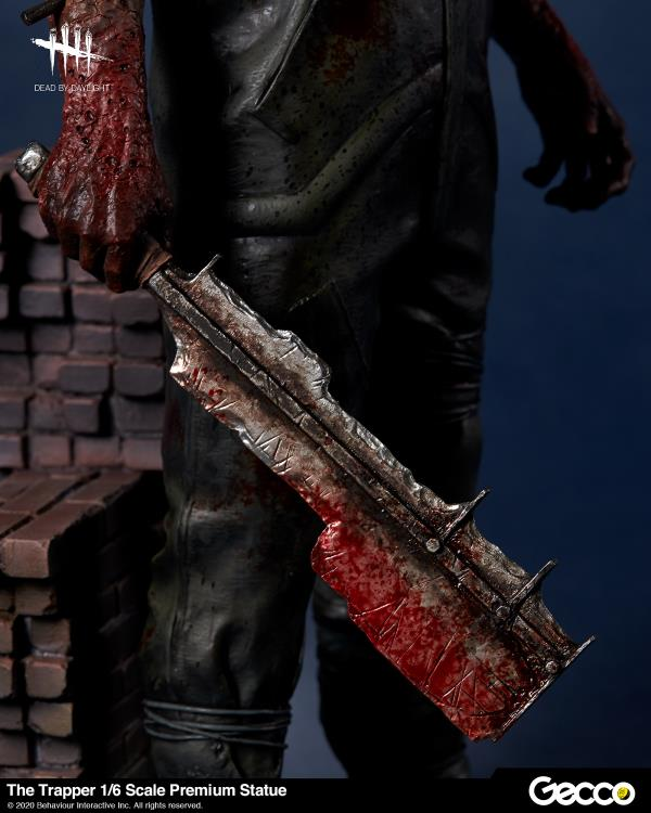 (Gecco Direct) (Dead by Daylight) The Trapper 1/6 Scale Premium Statue (Pre-Order) - Deposit Only