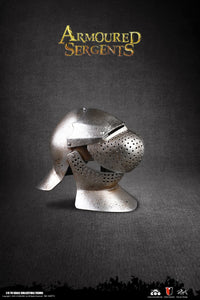 (COOMODEL) (Pre-Order) SE071 1/6 SERIES OF EMPIRES (DIE-CAST ALLOY) - ARMORED SERGENT (REAL CHAIN ARMOR DISPLAY SET) - Deposit Only