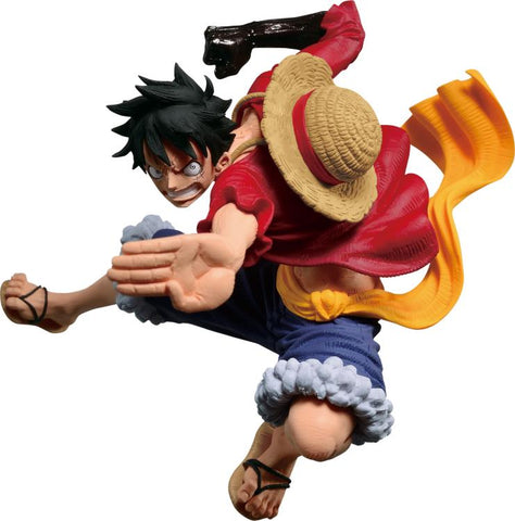 Image of (BANPRESTO) One Piece Scultures Big World Figure Colosseum 6 Vol.3 Monkey D. Luffy