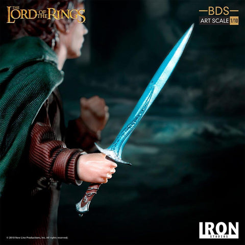 (Iron Studios) Frodo BDS Art Scale 1/10 - Lord of the Rings