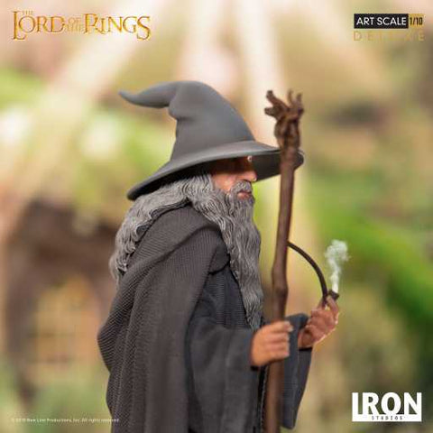 (Iron Studios) Gandalf Deluxe Art Scale 1/10 - Lord of the Rings