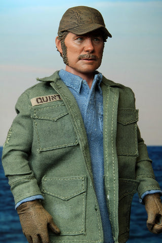"(Neca) (Pre-Order) Jaws – 8"" Clothed Action Figure – Sam Quint - Deposit Only"