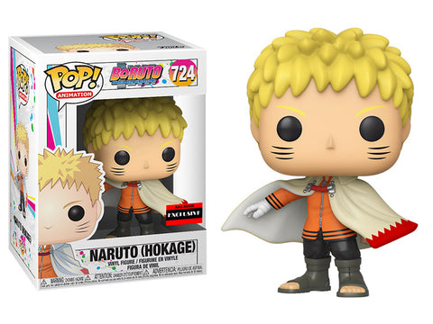 (Funko Pop) (Pre-Order) Boruto: Naruto Next Generations Naruto Hokage Pop! Vinyl Figure - Exclusive with Free Protector - Random Chase Variant (No Guarantee)