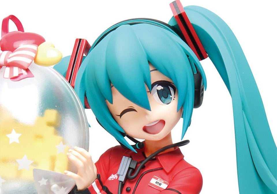 (Miku Taito Uniform Rem Figure) Marine Miku Cute Plush Cheering (Pre-Orders) - Deposit Only
