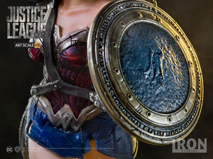 (Iron Studios) Justice League Wonder Woman Art Scale 1/10