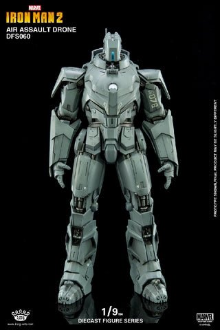Image of (KING ARTS) 1/9 AIR ASSAULT DRONE DFS060