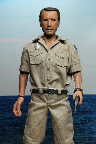 "(Neca) (Pre-Order) Jaws – 8"" Clothed Action Figure – Chief Martin Brody - Deposit Only"