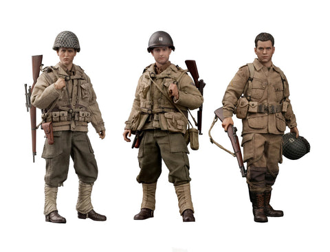 Image of (POPTOYS 1/12) (Pre-Order) WWII US Rescue Squad - Deposit Only