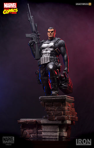 (Iron Studios) (Pre-Order) PUNISHER - LEGACY REPLICA 1/4 - Deposit Only