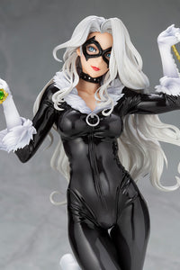 (Kotobukiya) MARVEL BLACK CAT Steals Your Heart BISHOUJO STATUE