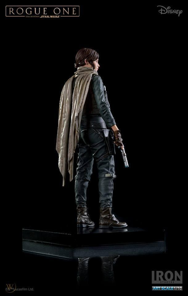 (Iron Studios) Star Wars Rogue One Jyn Erso1/10 Art Scale