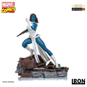 (Iron Studios) Mystique BDS Art Scale 1/10 - Marvel Comics Series 5