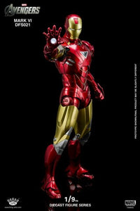 (KING ARTS) 1/9 IRONMAN 2 MARK VI DFS021