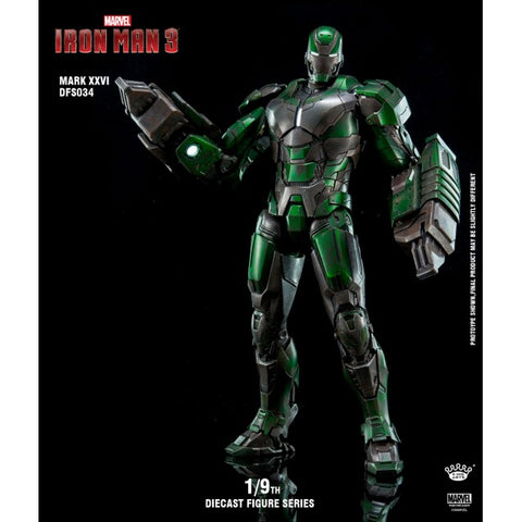 Image of (KING ARTS) 1/9 IRONMAN MARK 26 DFS034
