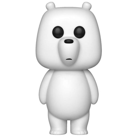 Image of (Funko Pop) #551 WE BARE BEARS - ICE BEAR with Free Protector