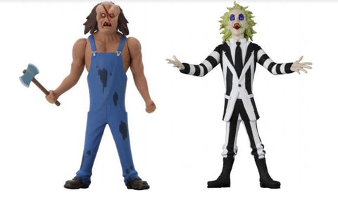(Neca) (Pre-Order) New York Toy Fair Reveals - Toony Terrors Series 4 Assortment - Deposit Only