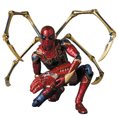 Image of Medicom Toy Avengers: Endgame MAFEX No.121 Iron Spider