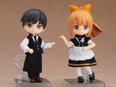 Image of (Good Smile Company) Nendoroid Doll Outfit Set (Cafe - Boy)