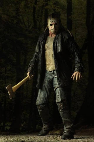 "(NECA) 7"" ULTIMATE JASON VOORHEES"