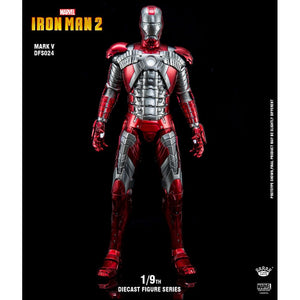 (KING ARTS) 1/9 IRONMAN MARK V DFS024