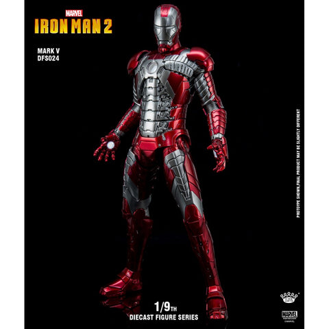 Image of (KING ARTS) 1/9 IRONMAN MARK V DFS024