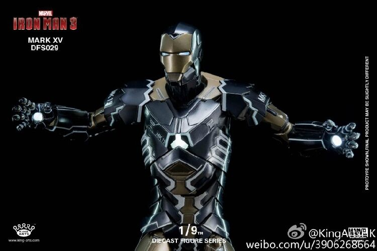 (KING ARTS) 1/9 IRONMAN MARK XV DFS029