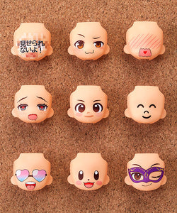 (Nendoroid) (Pre-Order)  More Face Swap 04 - Deposit Only
