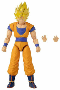 (BANDAI) DRAGON STARS SS GOKU NEW VER