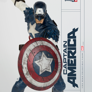 (3A/ZERO) MARVEL - CAPT. AMERICA ASHLEY WOOD 1/6 SCALE FIGURE - DEPOSIT ONLY