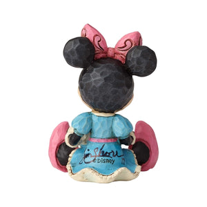(Enesco) Mini Minnie w a Heart