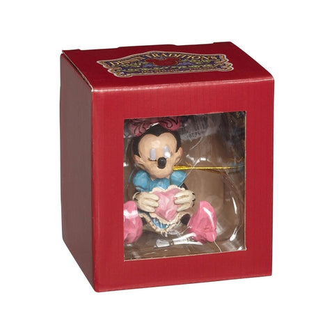 Image of (Enesco) Mini Minnie w a Heart