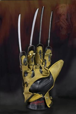 Image of (NECA) Nightmare on Elm Street (1984) - Prop Replica Freddy Glove