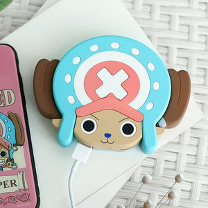 (Toei Animation) (Pre-Order) One Piece Tony Tony Chopper Portable Power Bank - Deposit Only