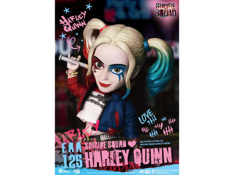 (Beast Kingdom) (Pre-Order) EAA-125 Suicide Squad Harley Quinn - Deposit Only