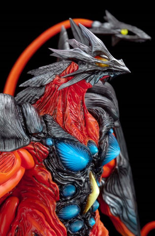 Image of (Art Spirits) (Pre-Order) Chou Gekizou Series - Gamera 3: The Revenge of Iris - Iris - Deposit Only