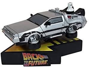 (NECA) Back to the Future Part II DeLorean Motion Statue - Deposit Only