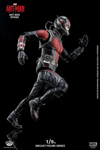 Image of (KING ARTS) 1/9 ANT-MAN DIECAST