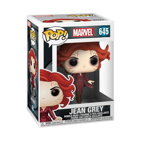 Image of (Funko Pop) POP MARVEL: X-MEN 20TH - JEAN GREY with Free Protector