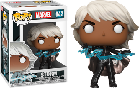 (Funko Pop) POP MARVEL: X-MEN 20TH - STORM with Free Protector