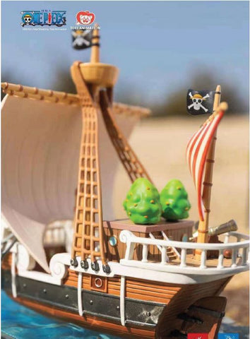 (One Piece) (Pre-Order) One Piece - Ship in Bottle (Going Merry) - Deposit Only