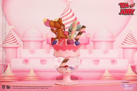(Soap Studio) (Pre-Order) Tom & Jerry Strawberry parfait Crystal ball - Deposit Only