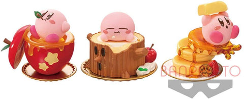 (BANPRESTO) PALDOLCE KIRBY VOL1 SET OF 3
