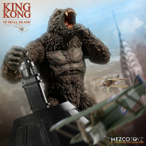 "(Mezco) (Pre-Order) 7"" King Kong of Skull Island (RE-ISSUE) - Deposit Only"