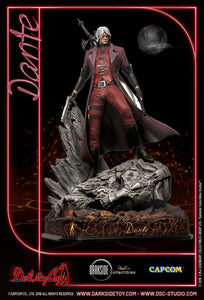 Dante Devil May Cry 1 Premium Statue by Darkside Collectibles Studio (Pre-Orders) - Deposit Only