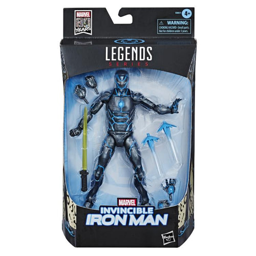(Urgent MVL) (Marvel Legends) 80th Anniversary Invincible Iron Man (Pre-Order) - Deposit Only