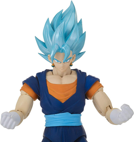 Image of (BANDAI) DRAGON STARS SS GOD BLUE VEGITO