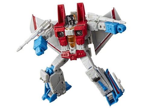 Image of (Hasbro) Transformers Eartrise War for Cybertron Starscream